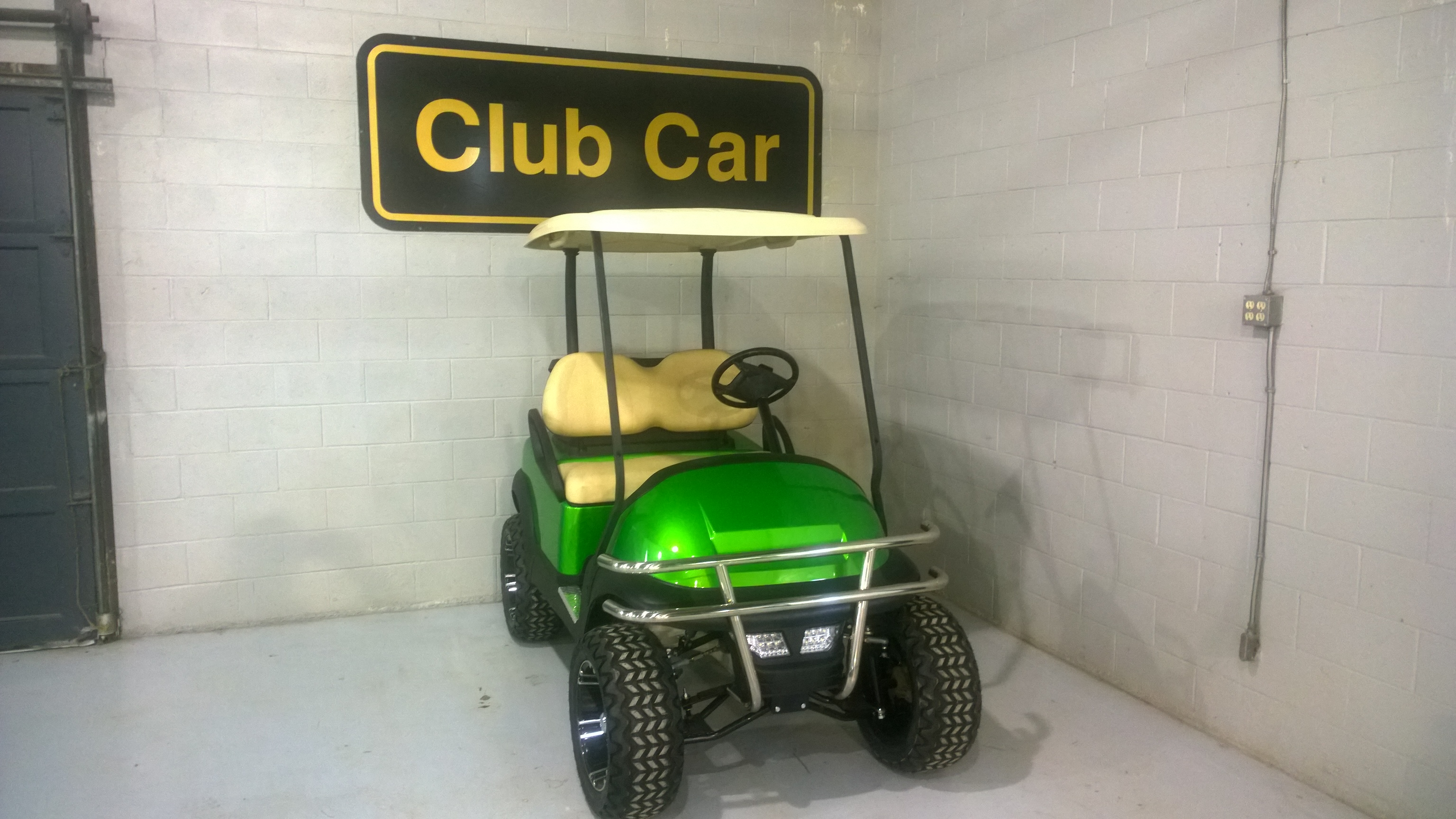Club Car | Used Golf Cars | Consolidated Turf